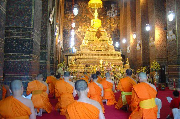 タイマッサージに必要な仏教知識 | 国際タイマッサージ協会